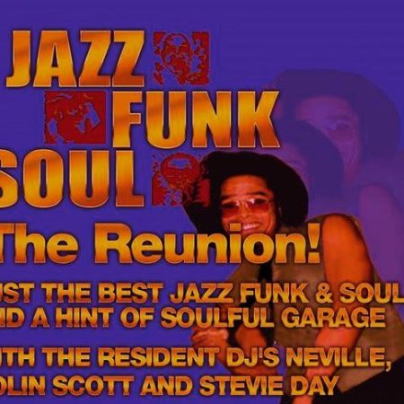 JazzFunkSoul the Reunion
