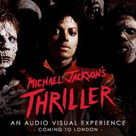 Michael Jackson's Thriller: An Audio Visual Experience