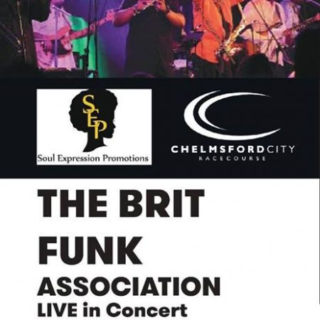 Soul Expression Promotions Presents The BRIT FUNK Association
