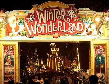 Winter Wonderland Brighton