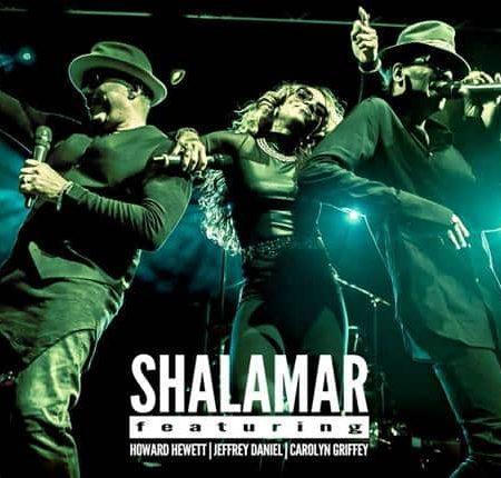 Shalamar - 'Friends 35th Anniversary tour'
