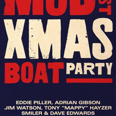 The Modcast Xmas Boat Party