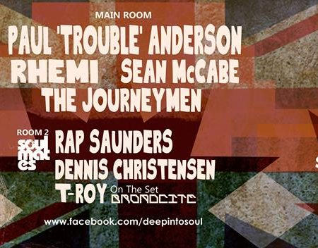 Deep Into Soul Present The End Of Year UK Showcase