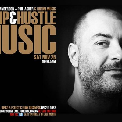 Bump & Hustle Music with PTA, Phil Asher + More on 2 floors