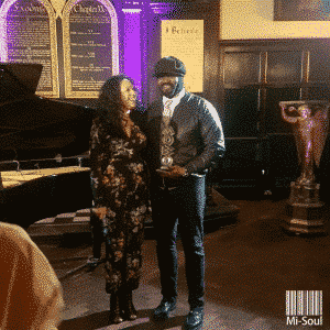gregory porter mono awards