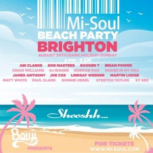Brighton Beach All-Dayer 2021