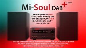 Mi-Soul DAB Plus