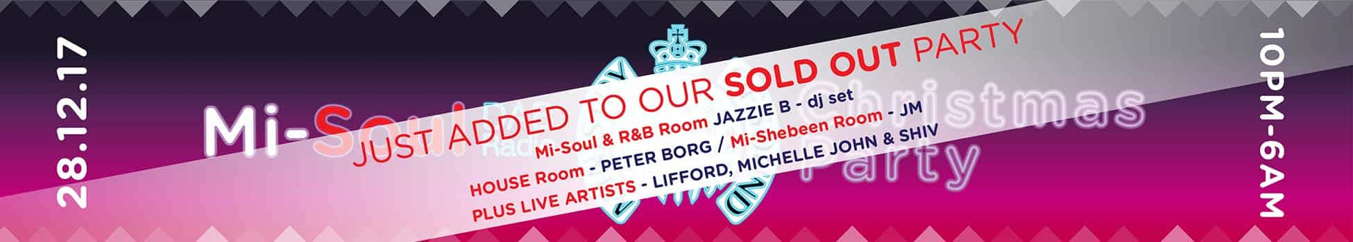 mi-soul ministry of sound
