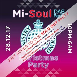 mi-soul radio ministry of sound